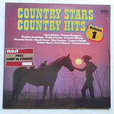 Country stars Country hits ( western cowboy ) WAYLON JENNINGS HANK SNOW .. 89142