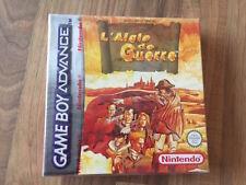 GBA: L'AIGLE DE GUERRE     NEUF/NEW    Game Boy Advance    PAL