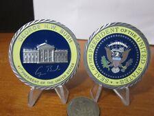 41st President George H.W. Bush White House Former POTUS Challenge Coin