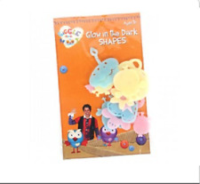 Giggle and Hoot Glow in the Dark Shapes Sticker Stickers Ages 3+
