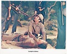 "Johnny Seven ""Gunfight in Abilene"" vintage movie still-Mini Lobby Card"