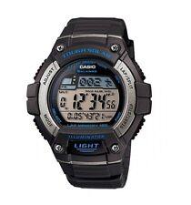Casio Men's W-S220 Tough Solar WS220 Lap Memory Led Light Watch W-S220C-8A New