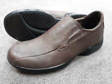 Aetrex Men's Slip-on Comfort Dress Casual Walking Shoe (Brown)