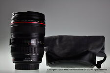 Canon EF 24-105mm f/4 L MACRO IS USM Excellent
