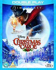 A Christmas Carol - UK Blu Ray and DVD - Walt Disney