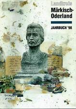 Landkreis Märkisch-Oderland Brandenburg Jahrbuch '98 (1998) 107 S. TOP!