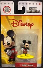 Disney Nano Metalfigs Mickey Mouse Figurine DS1 New 2017 Jada Toys