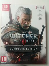 The Witcher 3: Wild Hunt - Complete Edition (Nintendo Switch, 2019)