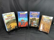 Lot of 4 Jack L.Chalker SF/Fantasy PB Rings of the Master Series