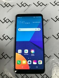 LG G6 H870 32GB Unlocked Android Mobile Smartphone CRACKS ON FRONT AND BACK