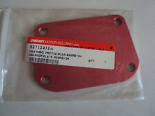 DUCATI 999RS EXHAUST PROTECTION PLATE NEW