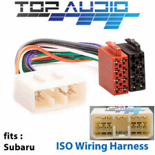Car Audio & Video Wire Harnesses for Subaru Outback