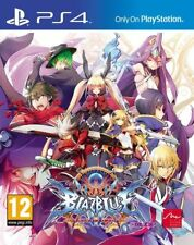 BlazBlue Central Fiction For PS4 (New & Sealed)