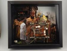 LP16 (c) Surrealist Abstract Assemblage Sculpture Radford Orthodox Coffee Bar