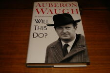 WILL THIS DO?BY AUBERON WAUGH-SIGNED COPY
