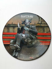 RARE EO 1983 + 33 TOURS VINYL PICTURE DISC + NIGHTWING : STAND UP AND BE COUNTED