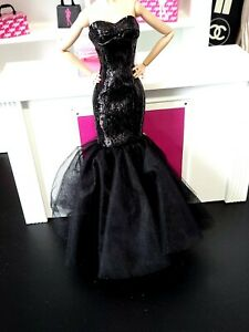 2021 IFDC Convention Integrity Toys LOUNGE SIREN POPPY PARKER Dolls gown only