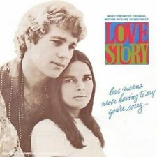 LOVE STORY - BSO - VARIOS [CD]