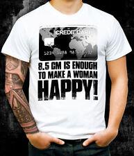 Markenlose Herren-T-Shirts mit Rundhals für Party-Anlässe