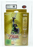 Wii *The Legend of Zelda: Skyward Sword Limited Edition Pack* UKG 85 No VGA