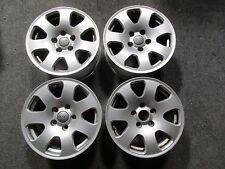 "1 Set of 4 Used 2002 02 2003 03 Audi A4 15"" OEM Factory Wheels Rims 58745"