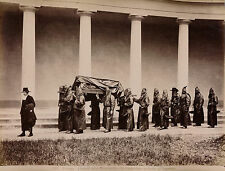 FIRENZE c. 1875 - 2 Photos I Fratelli della Misericordia Italie - 20