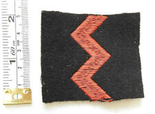 Military WW2 7th Medical Regiment South African Army Cloth Formation Badge (4544