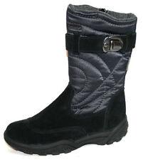 Chaussures noires en cuir pour fille de 2 à 16 ans Pointure 31