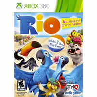 Rio - Xbox 360, Brand New Factory Sealed