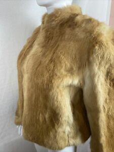 Furs Of Distinction By Hodders Long Sleeve Jacket Size S In Good Condition F308