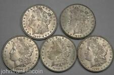 Circulated Business Uncertified Morgan Dollars (1878-1921)