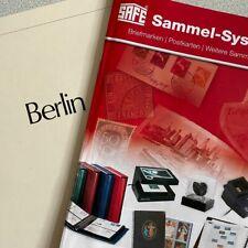 SAFE dual Vordrucke Berlin gebraucht => Aussuchen 1948-1990 [80102