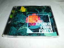 Gettin' High on Your Own Supply - Apollo Four Forty   - CD gebraucht  gut
