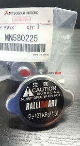 Mitsubishi Lancer EVO 5/6 CP9A RALLIART Racing Radiator Cap Genuine MN580225