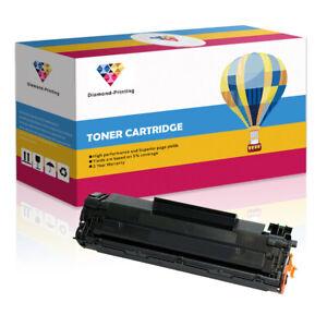 1 Black Toner Cartridge Compatible with HP CB435A LaserJet P1005 P1006 P1007