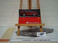 Ferrari 575 Superamerica manual (Italian)