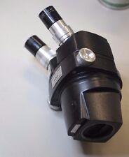 Reichert Stereo Star Zoom 0.7x - 3.0x Microscope Head Black