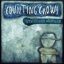 Counting Crows SOMEWHERE UNDER WONDERLAND Vinyl LP NEW sealed