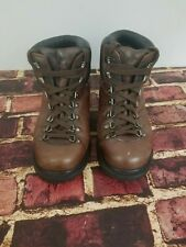 Timberland Ankle Hiking Walking Boots Size EUR 42 Men's 8.5 Brown Leather