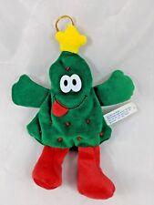 "Dan Dee International Christmas Tree Plush Ornament 7"""