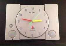 Playstation 1 Ps1 Horloge connotés Cadeau MANCAVE Rétro Jeux Moins Chère et le mieux sur eBay