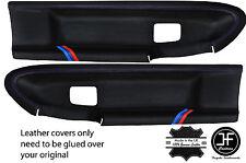 M3 328 2x BMW E36 COUPE 325 * Lightweight Gloss Black ABS Door Card Panels *