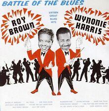 Roy Brown, Wynonie Harris - Battle of the Blues [New CD]