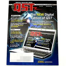 Qst Ham/Amateur Radio Arrl Magazine-June 2012 43' Verticals Inrad Dunestar W3Nqn