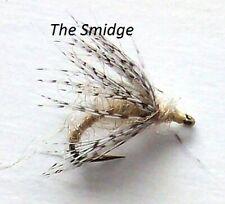 The Smidge soft hackle from Jeff Guerin (Ouachita Mtn Flies)