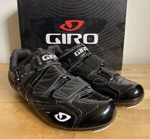 Giro Apeckx Cycling Shoes. Black. Size EU42.5