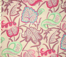 1YD KAFFE FASSETT FOREST OF ARDEN GP103 grey Leaves Westminster Quilting Fabric