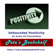 Unbounded Positivity -  Hypnosis NLP - Audio CD - Wonderful!!