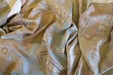 Paisely Jamavar Wool  India Shawl Exotic Practical Luxurious Wrap Pashmina Style