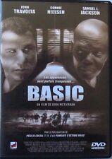 DVD BASIC - John TRAVOLTA / Connie NIELSEN / Samuel L JACKSON